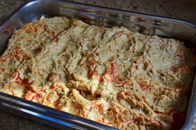 lasagne hachis quorn 2