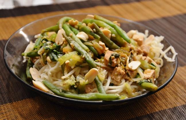 nouilles thaï 1